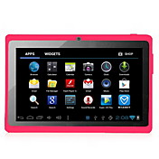 Android 4.0.4 Tablet with 7 Inch Capacitive Touchscreen (512M/4G/WiFi/2 Colors Selectable)