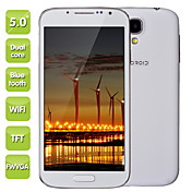 TinjiS4 i9500 5.0 inch Touch Screen Android 4.1 (Dual Camera ,Dual SIM, Wifi,Quad Band)