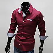 VSKA Men's Long Sleeve Shirt