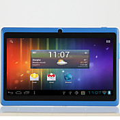 7 Inch Android 4.0.4 Tablet 4G ROM 512M RAM WiFi, 2 Colors Selectable