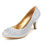 Sparkling Glitter Stiletto Heel Pumps Heels Shoes(More Colors)