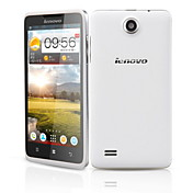 Lenovo A656 - 5 Inch Android 4.2 Quad Core Smartphone (1.2 GHz,Dual SIM,GPS,3G,WiFi)