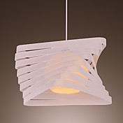 Modern Creative 1 Light Pendant with Artistic Shade