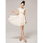 YHZ Women's Elegant Strapless  Dress L12155