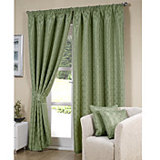 (One Panel)Modern Geometric Energy Saving Curtain