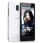 EBEST Z5 Ultra-Thin Quad Core Android Phone - MT6589 , Android 4.2 4.5 Inch QHD Screen, 1.2GHz CPU, 8MP Camera, 3G