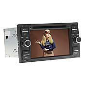 7Inch  2 DIN In-Dash Car DVD Player for Ford Focus 2006-2013 with GPS,BT,IPOD,RDS,Touch Screen