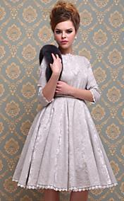 TS Wonderful Royal Style Dress