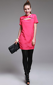 TS Simplicity Neon Cut Out Dress