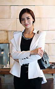 TS Double Collar Fishtail Blazer
