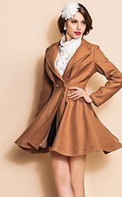 TS Vintage Style Tweed Coat