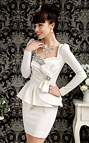 Super Charming Sexy Queen Dress(Slim Cut)