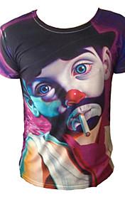 Men's Play Do Strange Clown T-shirt
