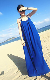 Women's Halter Loose Maxi Dress