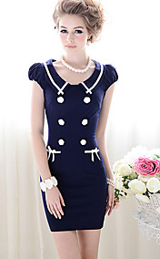 Women's Double Breast Dress