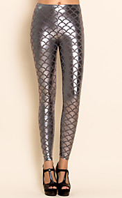 TS Fan Shaped Leggings
