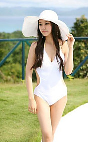 Triangle One-piece Slim Swimming Suit