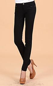 TS Simplicity Slim Cut Elasticity  Casual Pants