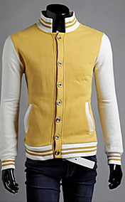 Men'S Causual Sweater Outwear
