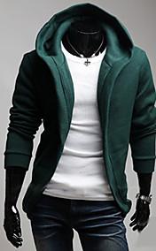 Men'S Casual Hoodie Outwear