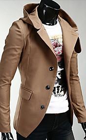 Men'S Korea Style Hoodie Suit Outwear