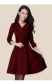 Women's Elegant Slim Princess Dress
