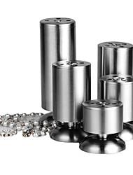 200 millimetri in acciaio cilindrico Gamba (regolamento Up 15mm)