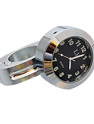 High Quality Motorcycle DIY Accessories PC21S Movement CNC Clock