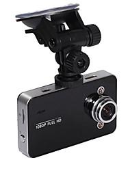 Kamera do auta DVR K6000 1080P Full HD noční vidění 140 úhel s 2.7 TFT LCD obrazovka G-sensor