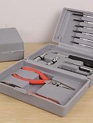 rodina pitnou kleště nástroj set box pro telefon / počítač opravit