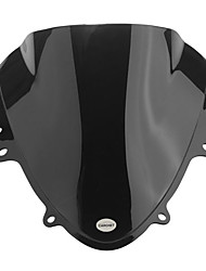 Motorbike Racing Windshield Windscreen for Suzuki gsx- r600/750 2004-2005