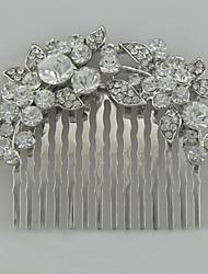 Svatební/Párty - Hřebeny na vlasy ( Slitina/Štras )