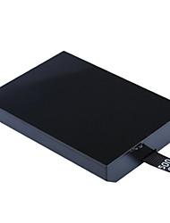 500GB HDD דיסק כונן קשיח פנימי עבור Xbox של מיקרוסופט 360 דק&קונסולת משחקי Xbox 360 דואר