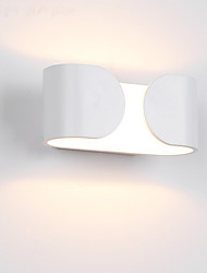 AC 100-240 6W LED Integrated Modern/Contemporary for LEDAmbient Light Wall Sconces Wall Light