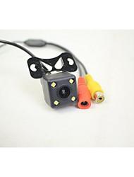 Ccd-309 câmera de visão traseira traseira de carro 170hd assistência de estacionamento