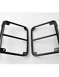 Jeep Wrangler bakljus svart lock speciella dekorativa tillbehör modifiering