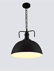 Luzes Pingente ,  Rústico/Campestre Vintage Retro Rústico Pintura Característica for Estilo Mini Designers MetalSala de Estar Quarto Sala