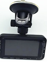 W6 Motorcycle Locomotive Recorder Split High - Definition Night Vision Dual - Lens Drive Recorder