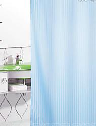 Contemporânea Poli / algodão 1.8*2M  -  Alta qualidade Cortinas de Banheiro