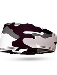 Headbands sudoríparas Moto Protecção Unissexo Vermelho Cinzento Preto Azul Terylene