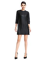 2017 ts couture® prom cocktail partido do vestido de bainha / coluna jóia Short / Mini poliéster