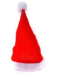 מבוגר אדום כובעי המולד הרגילים כובעים סנטו כובעי חג מולד כובע ילדים