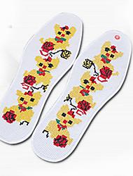 Esta palmilha em gel garante total conforto para seus pés em qualquer tipo de sapato. Palmilhas e Calcanhadeiras para Tecido Branco