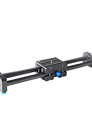 yelangu מייצב וידאו המחוון דולי המסלול מצלמת DSLR פרו עם בורג חוט 1/4 ו 3/8 לכל סוגי DV מצלמות