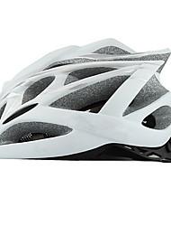 Hora / Cesta-Unisex-Cyklistika / Horská cyklistika / Silniční cyklistika / Rekreační cyklistika-Helma(Bílá / Červená,PC / EPS)15Větrací