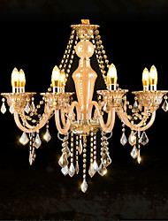 Classic living room / bedroom / dining room Crystal Pendant