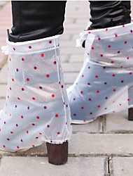 Plástico para Protetor de Sapatos Others Branco