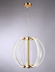 Luzes Pingente ,  Tradicional/Clássico Pintura Característica for LED AcrílicoSala de Estar Quarto Sala de Jantar Quarto de
