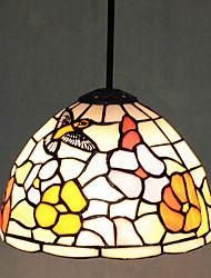 Luzes Pingente ,  Contemprâneo Tifani Pintura Característica for Estilo Mini Metal Sala de Estar Cozinha