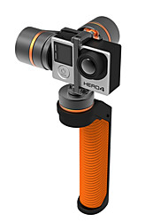 Vipro כף יד נגד רעידות דיוק גבוה gimbal תואם למצלמת ספורט גיבור 1-4